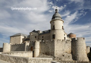 Real Archivo de Simancas. Camino de Santiago desde Madrid. Provincia de Valladolid. Castilla y León. España. © Javier Prieto Galleg