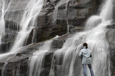 La cascada del Caozo se encuentra en un punto cercano a la localidad de Valdastillas, en el Valle del Jerte. [Extremadura. España. © Javier Prieto Gallego]