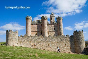 Castillo de Turégano. Segovia. Castilla y León. España. © Javier Prieto Gallego