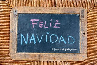 Siempredepaso te desea una feliz Navidad. © Javier Prieto Gallego, 2013.