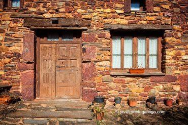 Localidad de Villacorta. Sierra de Ayllón.Segovia. Castilla y León. España. © Javier Prieto Gallego.