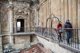 """Visita a las torres de la Clerecía a través de la muestra """"Scala Coeli"""". Salamanca. Castilla y León. España © Javier Prieto Gallego"""