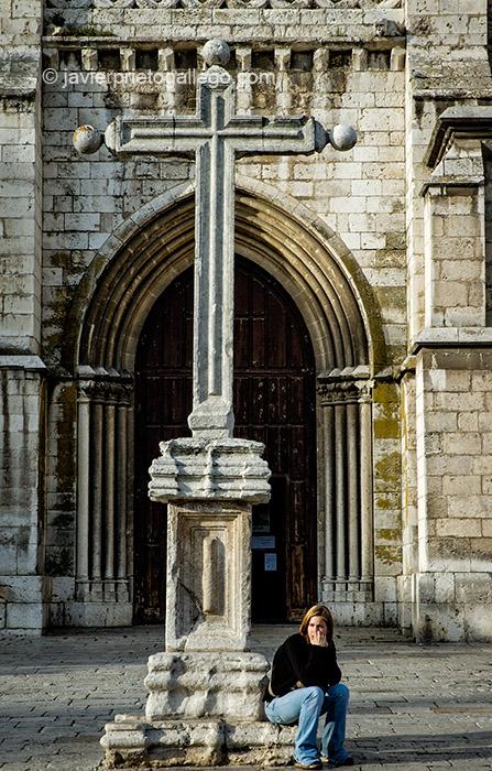 Iglesia de La Antigua. Valladolid. Castilla y León. España, 2005 © Javier Prieto Gallego;