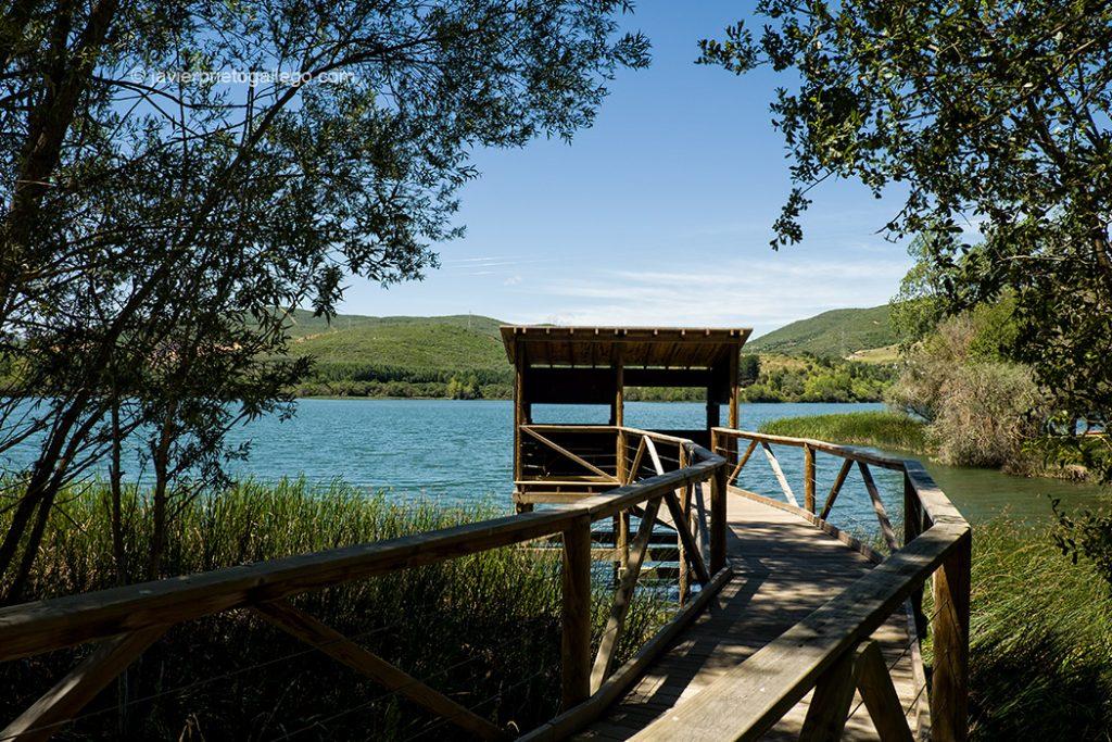 Lago de Carucedo. Monumento Natural Las Médulas. El Bierzo. León. Castilla y León. España. © Javier Prieto Gallego;