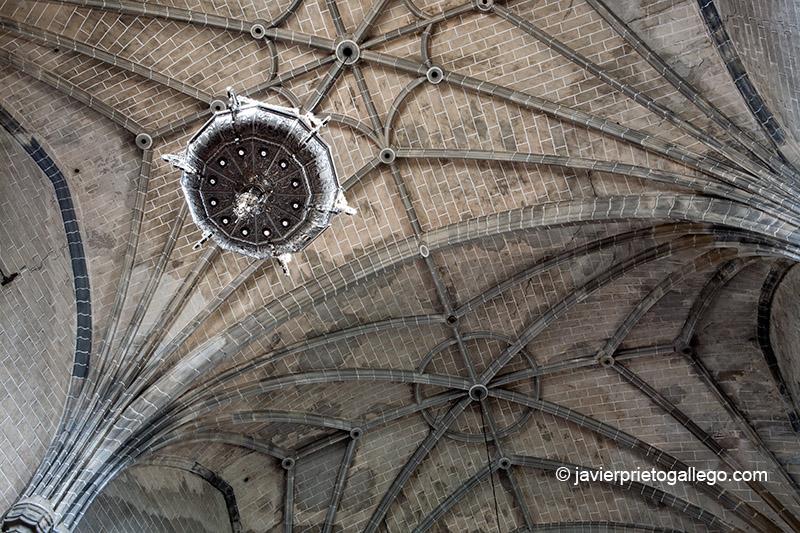 Bóvedas de la Nave principal. Catedral de Coria. Localidad de Coria. Cáceres. Extremadura, 2007 España. © Javier Prieto Gallego