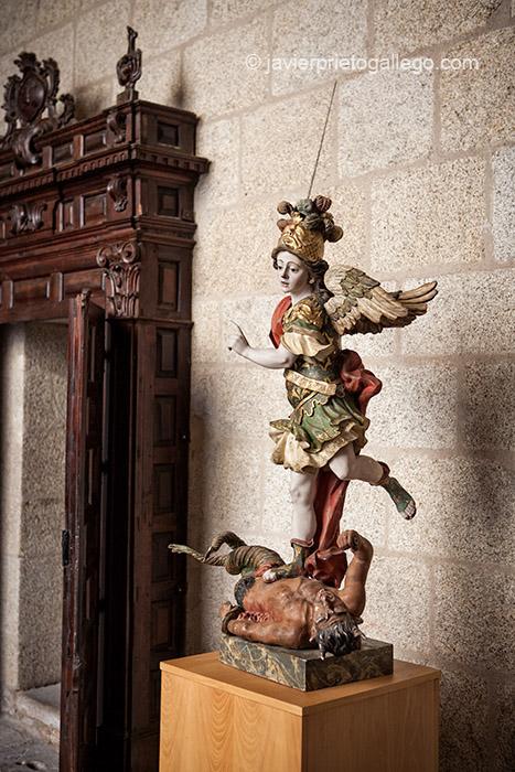 Museo de la Catedral de Coria. Catedral de Coria. Localidad de Coria. Cáceres. Extremadura. España. © Javier Prieto Galleg