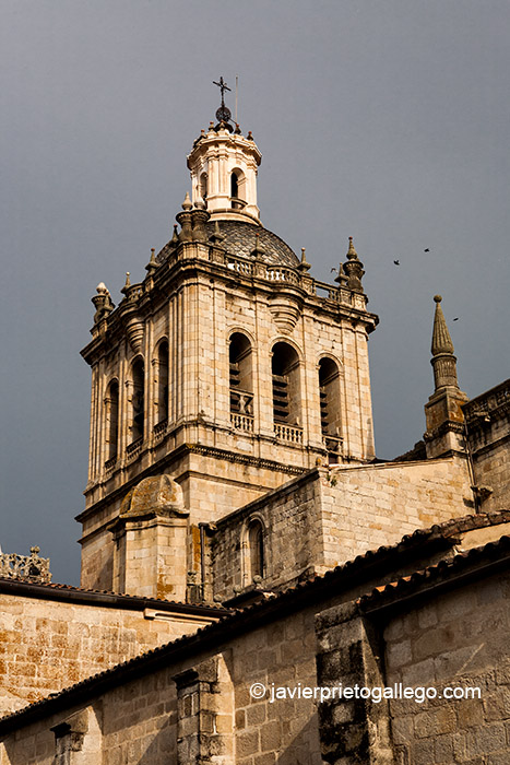 Torre de la Catedral de Coria. Cáceres. Extremadura. España, 2007 © Javier Prieto Gallego