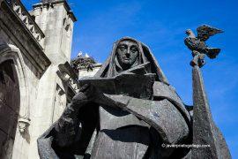 Basílica de Santa Teresa. Alba de Tormes. Salamanca. Castilla y León. España. © Javier Prieto Gallego