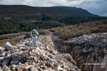 Complejo minero visitable. Mina de Wolframio La Salmantina. Navasfrías. Salamanca. Castilla y León. España. © Javier Prieto Gallego;