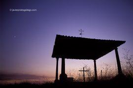 Humilladero. Localidad de Fermoselle. Zamora. Castilla y León. España, 2001 © Javier Prieto Gallego;
