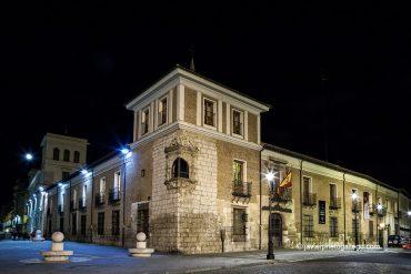 Palacio de Pimentel. Valladolid. Castilla y León. España © Javier Prieto Gallego