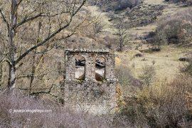 Ermita abandonada a las afueras de Villamudria. Alto Oca. Burgos. Castilla y León. España, 2009 © Javier Prieto Gallego