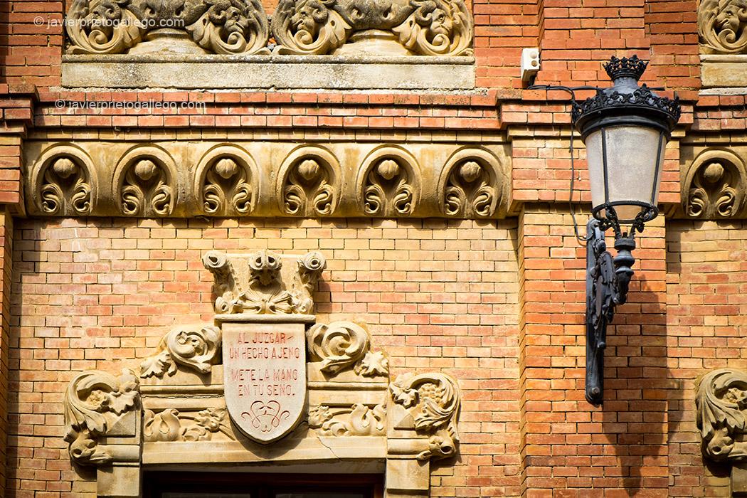 edificio del Ayuntamiento de Becerril de Campos. Palencia. Castilla y León. España, 2015 © Javier Prieto Gallego;