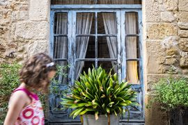 Peratallada. Costa Brava. Gerona. España © Javier Prieto Gallego;