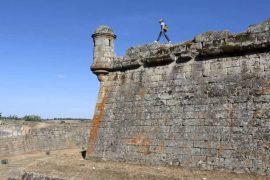 murallas de la fortificación de Almeida. Región de Beira. Portugal. © Javier Prieto Gallego