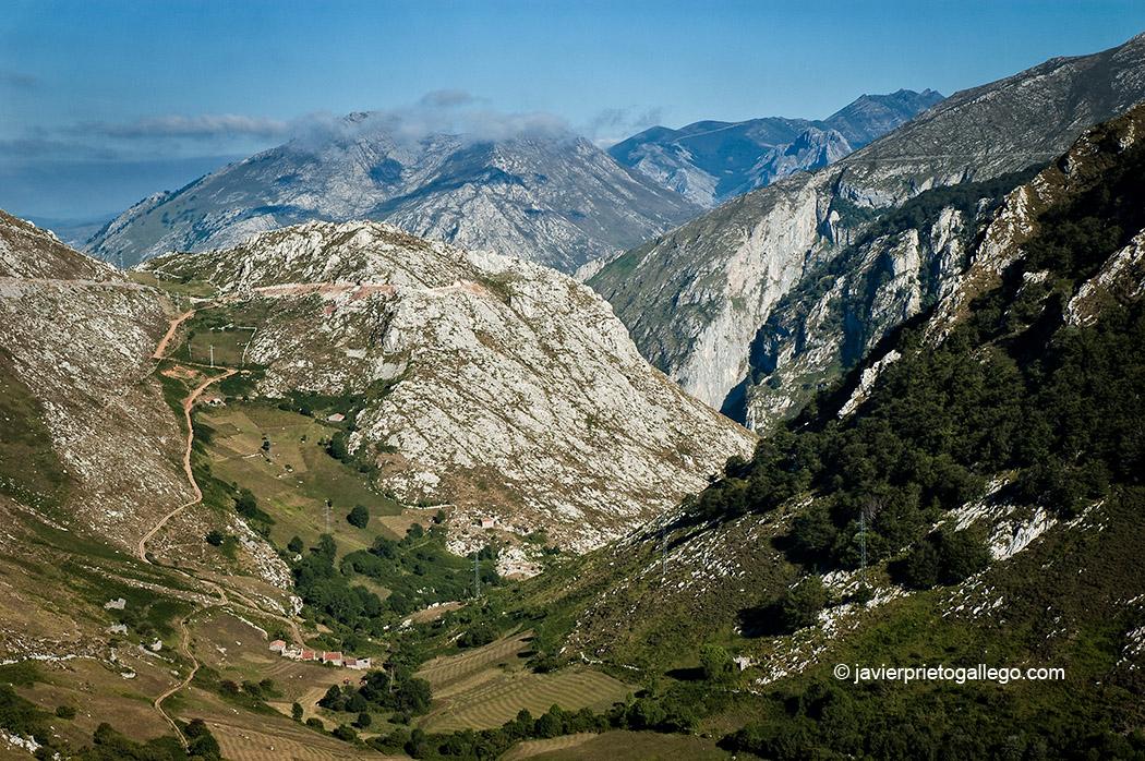 Majadas deTresviso. Macizo Oriental. Picos de Europa. Cantabria. © Javier Prieto Gallego;