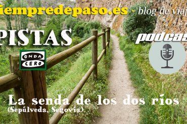 Senda de los dos ríos. Parque Natural de las Hoces del Duratón. Sepúlveda. Segovia. Castilla y León. España © Javier Prieto Gallego