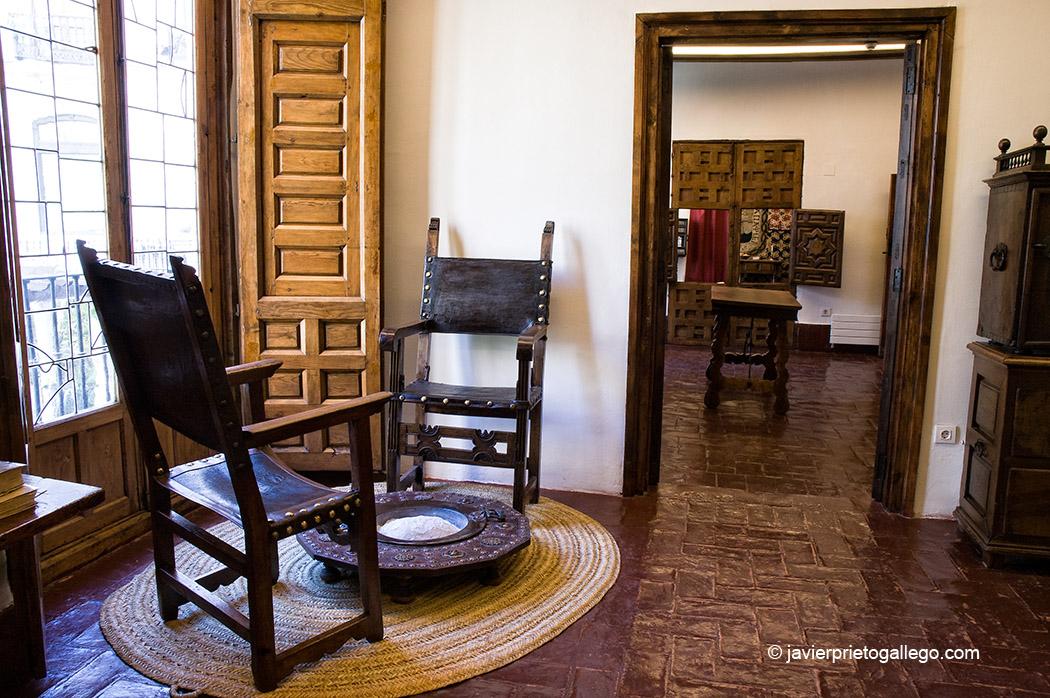 Museo Casa Cervantes. Valladolid. Castilla y León. España © Javier Prieto Gallego
