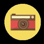 icono cámara fotos