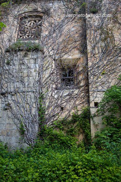 Exterior. Santa María de Rioseco. Burgos.Castilla y León. España 2008 © Javier Prieto Gallego
