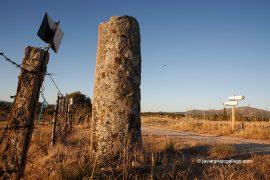 Calzada romana de la Vía de la Plata. Provincia de Salamanca. Castilla y León. España © Javier Prieto Gallego