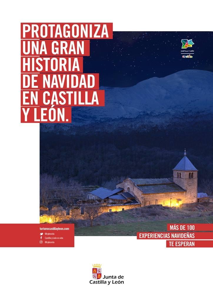 Campaña de Navidad. Junta de Castilla y León. Foto: © Javier Prieto Gallego