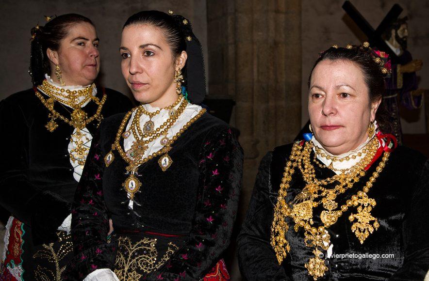 Celebración de las Águedas. Miranda del Castañar. Sierra de Francia. Salamanca. Castilla y León. España.© Javier Prieto Gallego