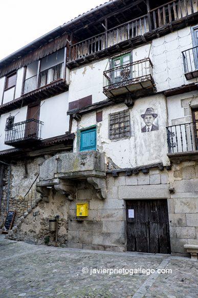 Mogarraz. Sierra de Francia. Salamanca. Castilla y León. España © Javier Prieto Gallego