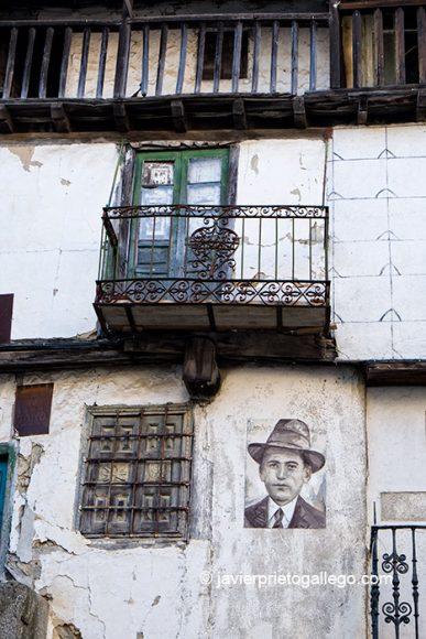 Retrato perteneciente a la exposición Retrata2-388. Mogarraz. Sierra de Francia. Salamanca. Castilla y León. España © Javier Prieto Gallego
