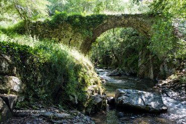 Las Puentes de Malpaso. Molinaseca. León. Castilla y León. España. © Javier Prieto Gallego