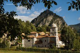 Iglesia de Oseja. Valle de Sajambre. León. Castilla y León. España. © Javier Prieto Gallego