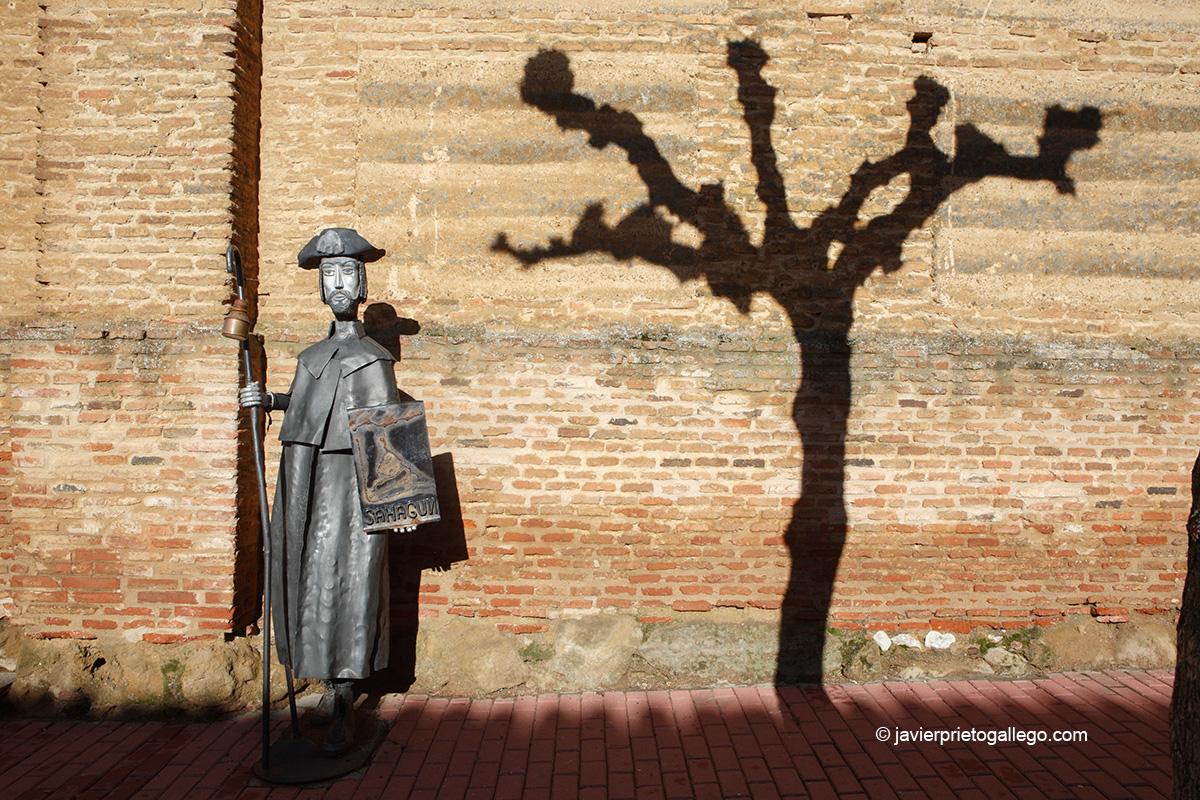 Albergue de Peregrinos en Sahagún. León. Castilla y León. España. © Javier Prieto Gallego