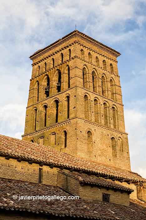 Torre de San Lorenzo. Sahagún. León. Castilla y León. España. © Javier Prieto Gallego