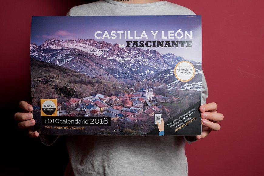 Portada Foto calendario 2018 Valladolid. Castilla y León. España © Javier Prieto Gallego