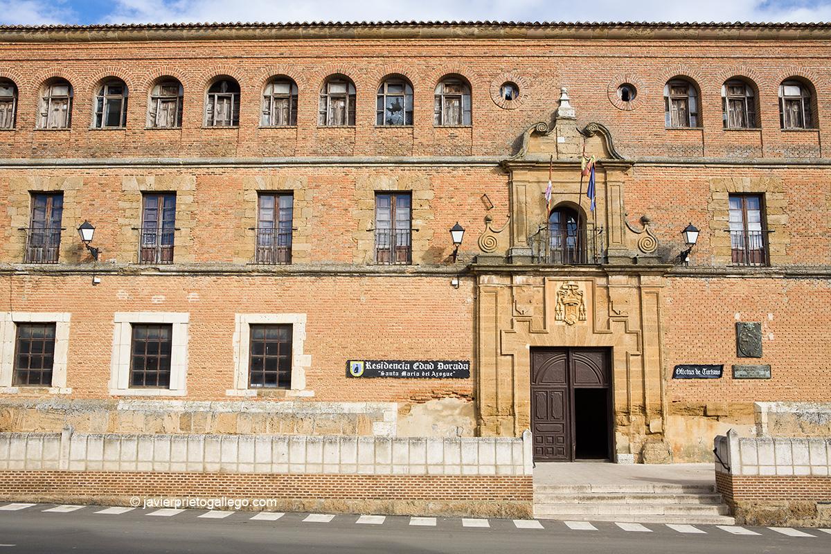 Seminario de San Mateo. Valderas. León. Castilla y León. España. © Javier Prieto Gallego