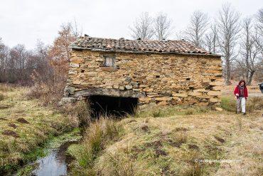 Río Aliste. Comarca de Aliste. sierra de la Culebra. Zamora. Castilla y León. España. © Javier Prieto Gallego