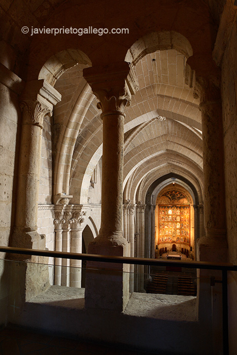 Sala del Alcaide. Exposición Ieronimus. Catedral Vieja. Salamanca. Castilla y León. España. © Javier Prieto Gallego