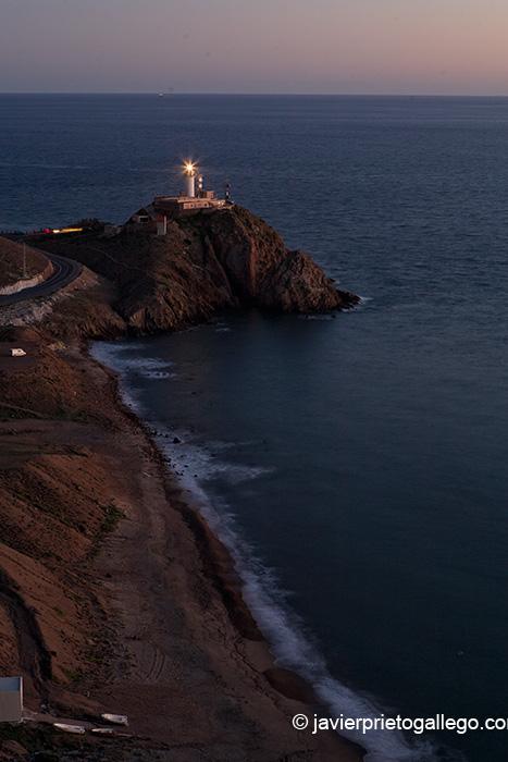 Cabo de Gata. Almería. Andalucía. España.© Javier Prieto Gallego