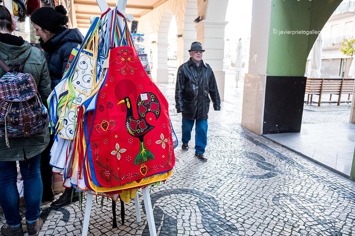 Tiendas de recuerdos. Aveiro. Portugal © Javier Prieto Gallego