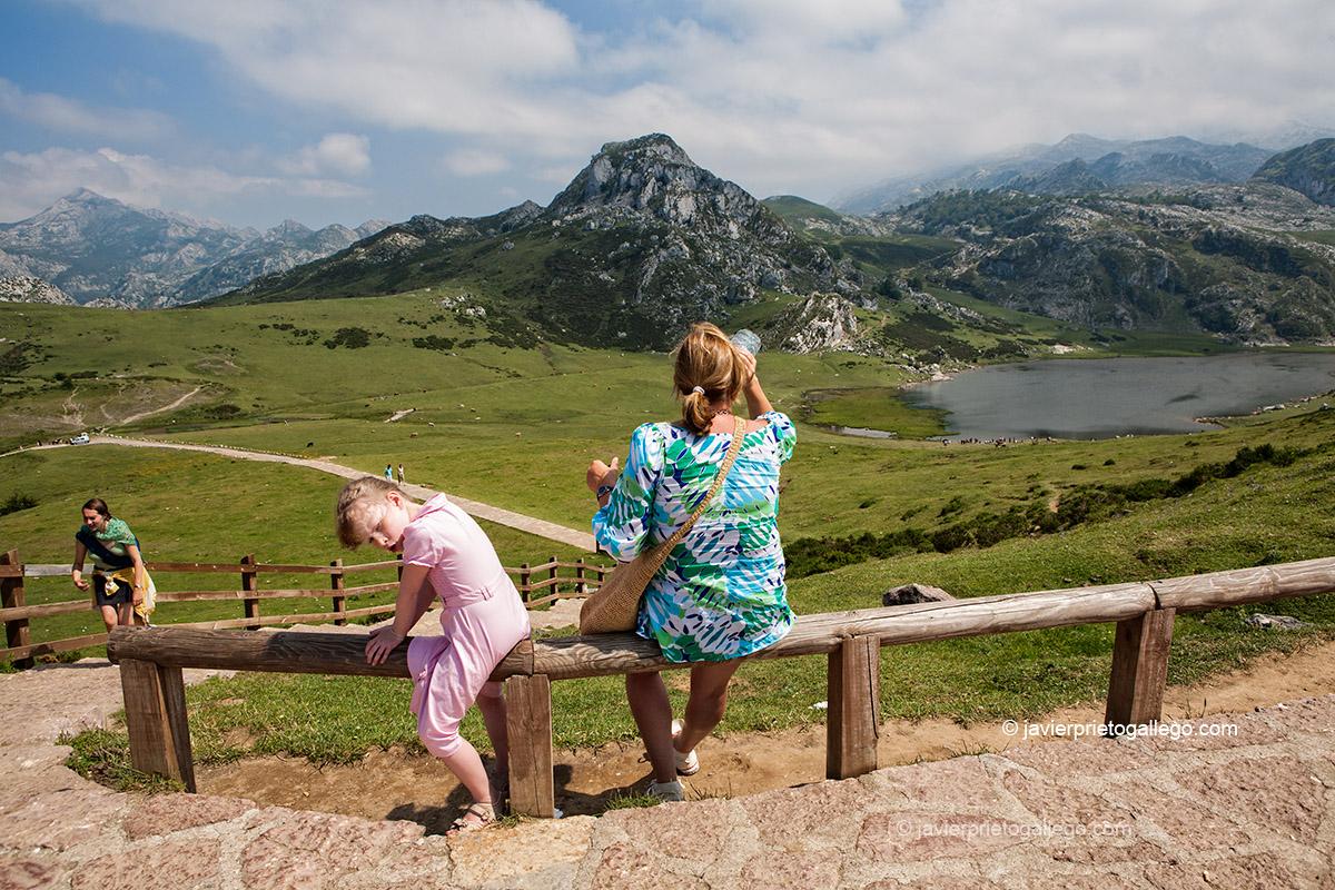 Lago Ercina. Parque Nacional de los Picos de Europa. Asturias. España © Javier Prieto Gallego