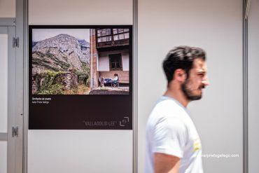 """Exposición """"Valladolid lee"""", en la 51 Feria del Libro de Valladolid 2018"""