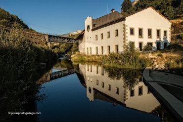 Centro de interpretación de la Ruta de las fábricas textiles. Béjar. Salamanca. Castilla y León. España © Javier Prieto Gallego