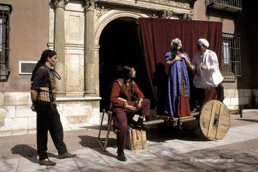 Cómo hacer la Ruta del Hereje en Valladolid