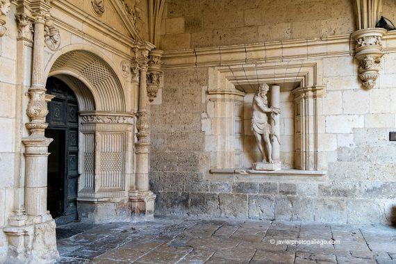 Real Monasterio de San Zoilo.Carrión de los Condes. Palencia. Castilla y León. España. © Javier Prieto Gallego
