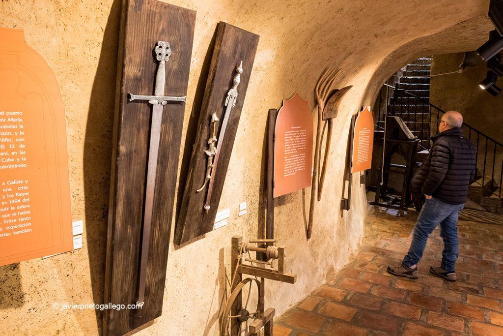 Museo Ponce de León. Santervás de Campos. Provincia de Valladolid. Castilla y León. España © Javier Prieto Gallego