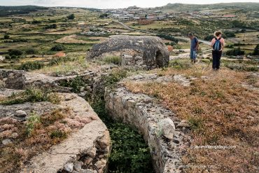 """""""Paisajes de fortines y trincheras"""" (Las Navas del Marqués /Ávila)"""