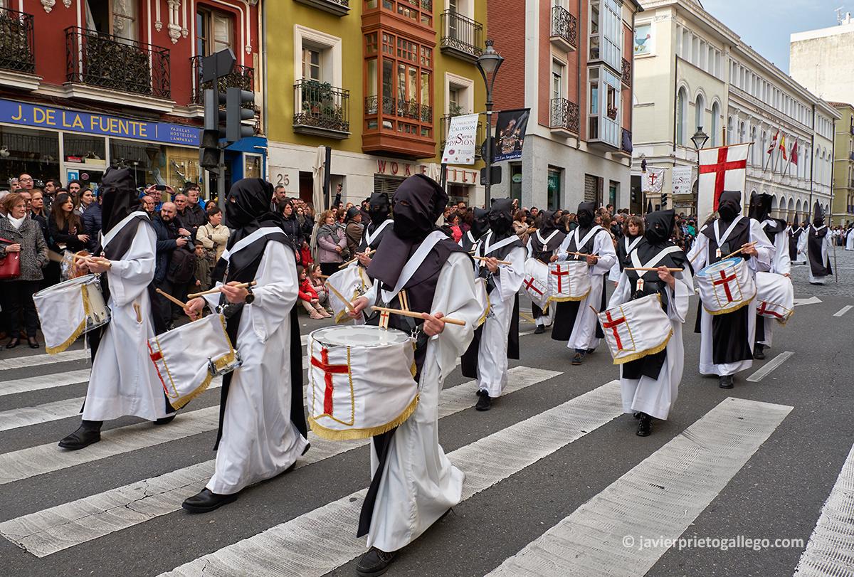 Viernes Santo. Valladolid. Castilla y León. España. © Javier Prieto Gallego