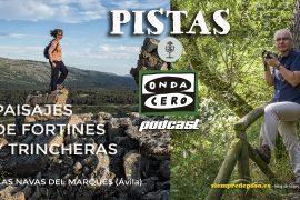 """""""Paisajes de fortines y trincheras"""". 9 km de recorrido. Las Navas del Marqués. Ávila. Castilla y León. España © Javier Prieto Gallego;"""