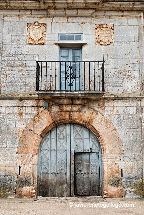 Casa solariega de los Garcia Lorenzana, del siglo XVII. Babia. León. Castilla y León. España © Javier Prieto Gallego;