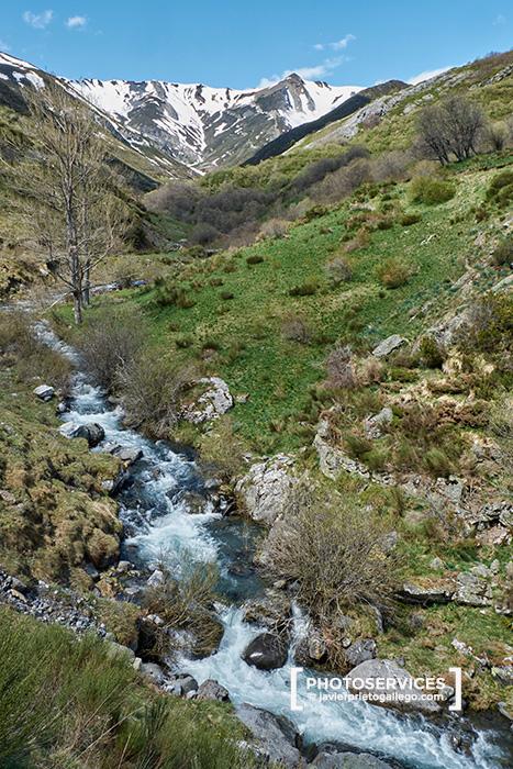Cascadas del río Faro. Montaña Central Leonesa. León. Castilla y León. España. © Javier Prieto Gallego